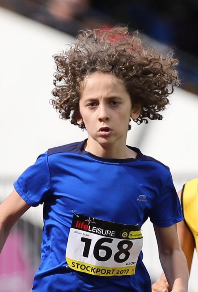 Manchester Harriers Primary Schools Cross Countries 2017/18 - Race 1
