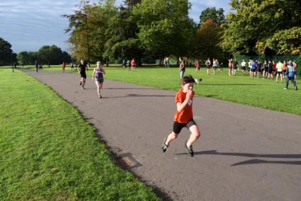 FB Wyth Park Run 2016