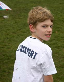 Stockport Schools team member 2013