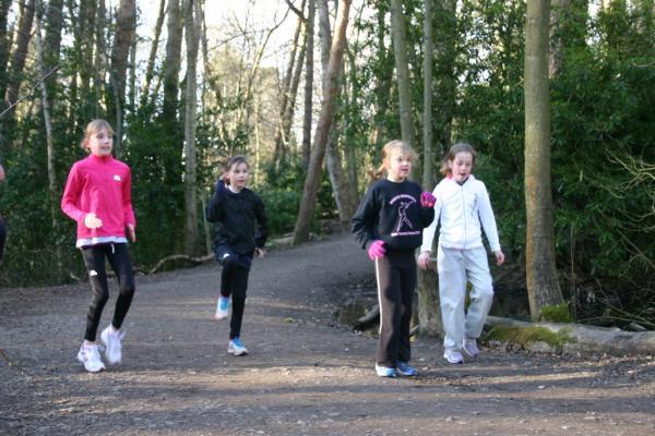 Drills in Bramhall Park 26 Mar 2013