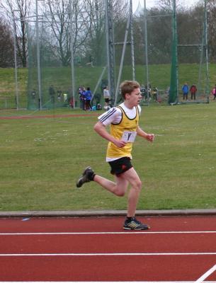 Cheshire League R1 2013 - Senior Men 3000m