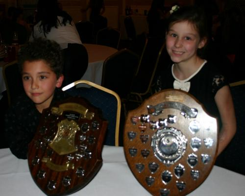 Stockport Harriers Presentation evening 2013