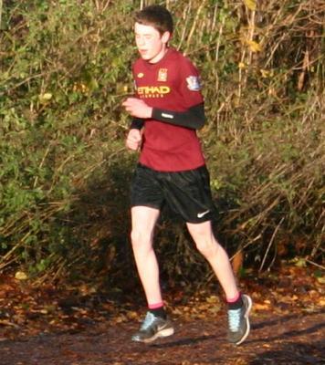 SE Park Run Woodbank Park 2013