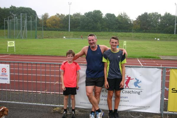 Park Run Team 21st Sept 2014