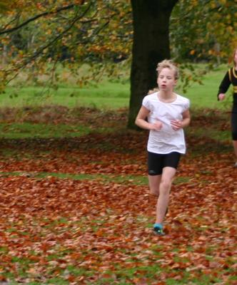 Woodbank XC in Autumn