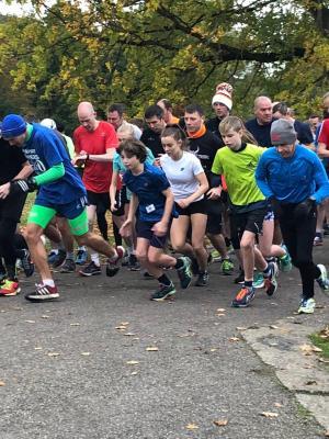 Park Run October 2018